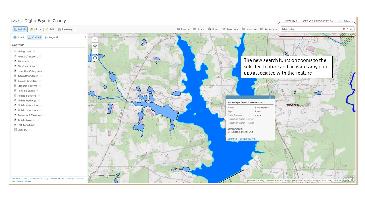 ArcGIS Online (Finally!) Gets Labeling   Northing & Easting
