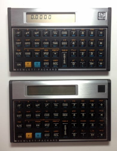 HP 11C Calculator