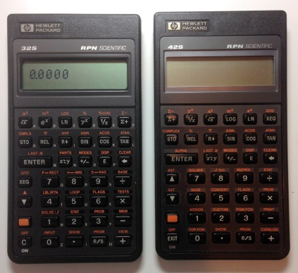 HP 32S Calculator