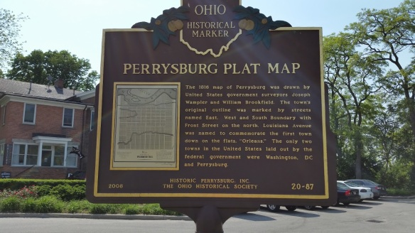 Perrysburg Plat Map