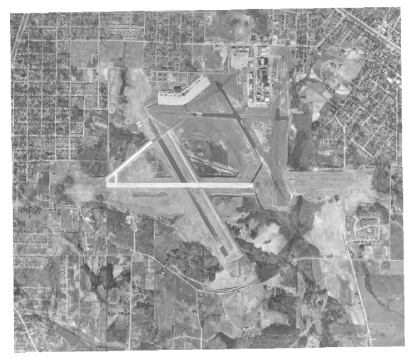 Atlanta Municipal Airport 1949
