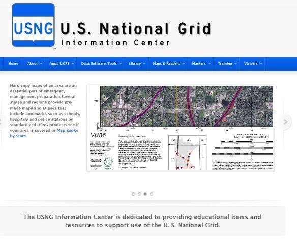 USNG Information Center