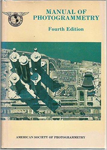 Manual of Photogrammetry